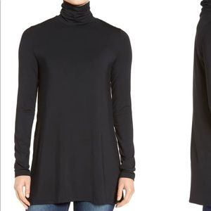 Dex turtleneck tunic